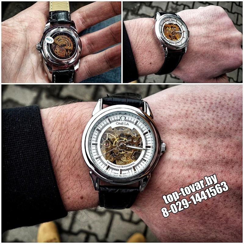 Механические часы Omega O-1056