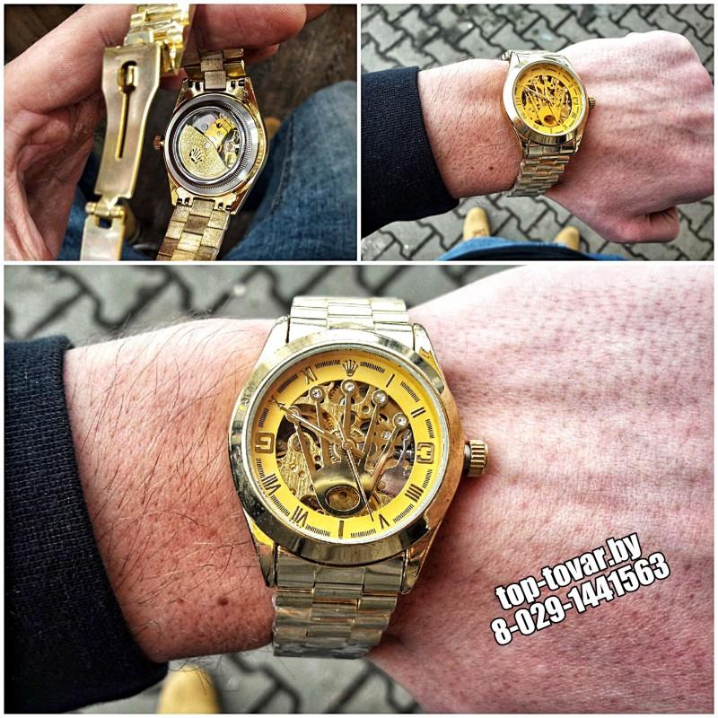 Механические часы Rolex RX-1512