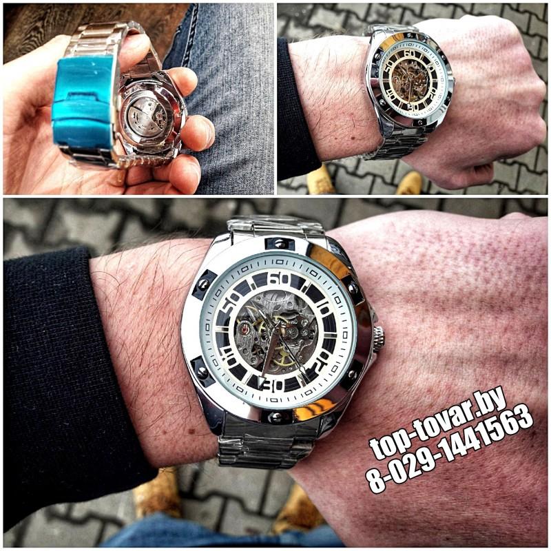 Механические часы Winner 1874