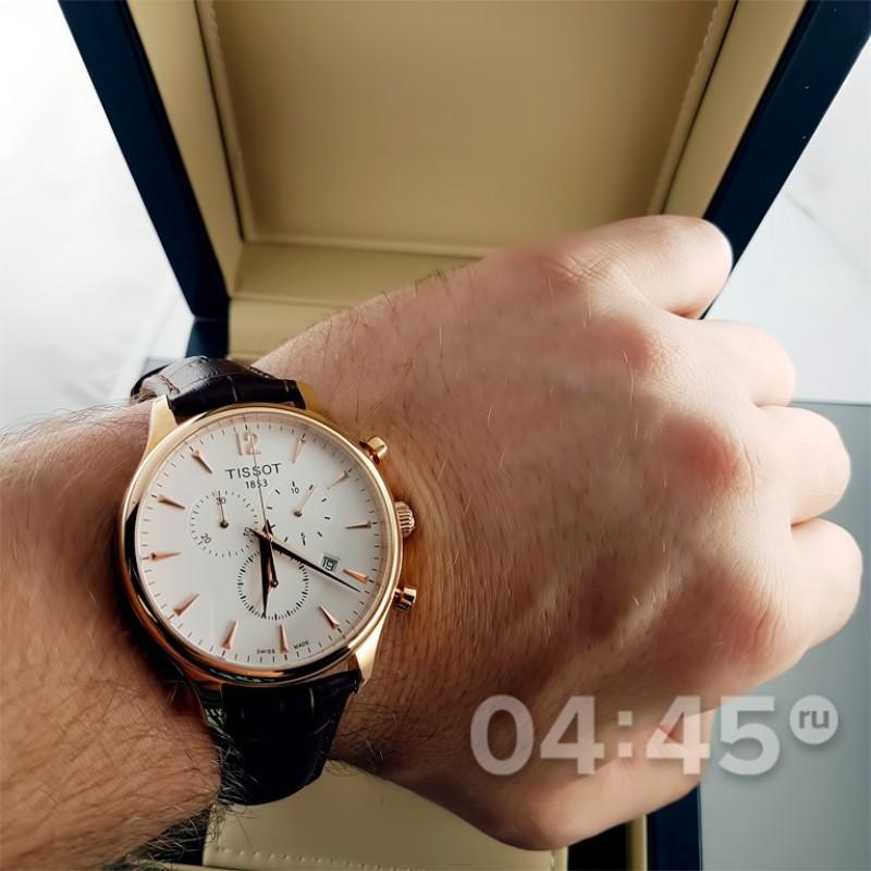 Наручные часы TISSOT T-1135