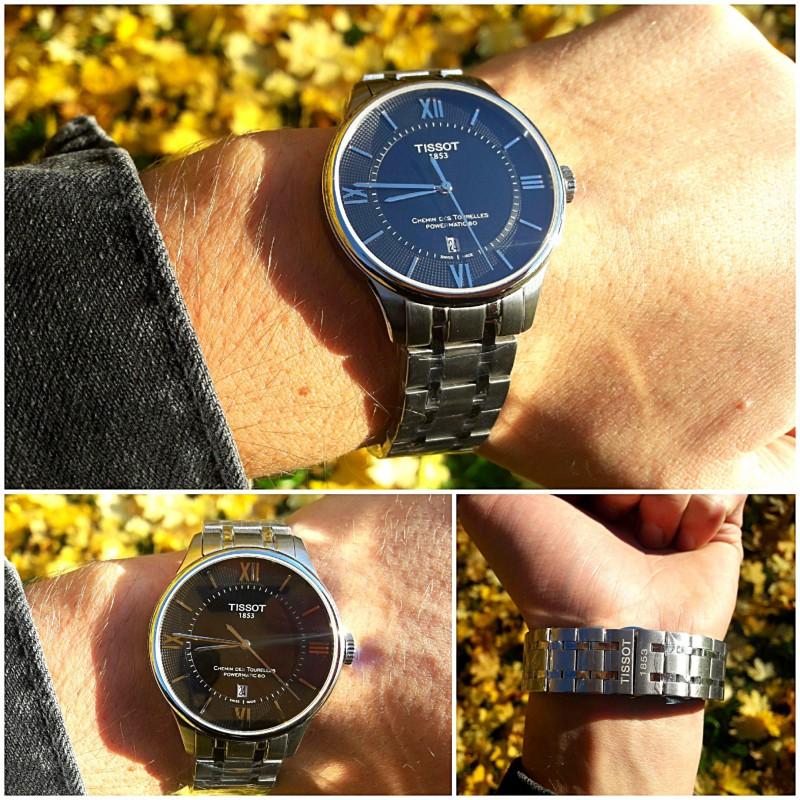 Часы Tissot T-1163