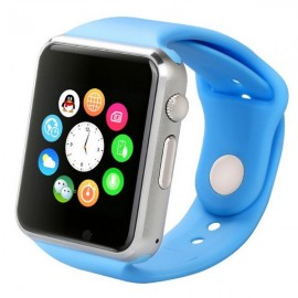 Умные часы Smart Watch A1 Turbo Blue (синие)