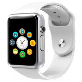 Умные часы Smart Watch A1 Turbo White (белые)