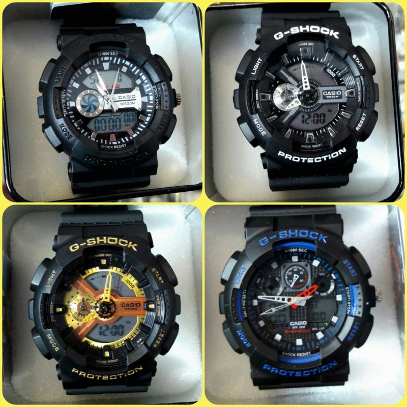 Casio G-SHOCK GS-1065