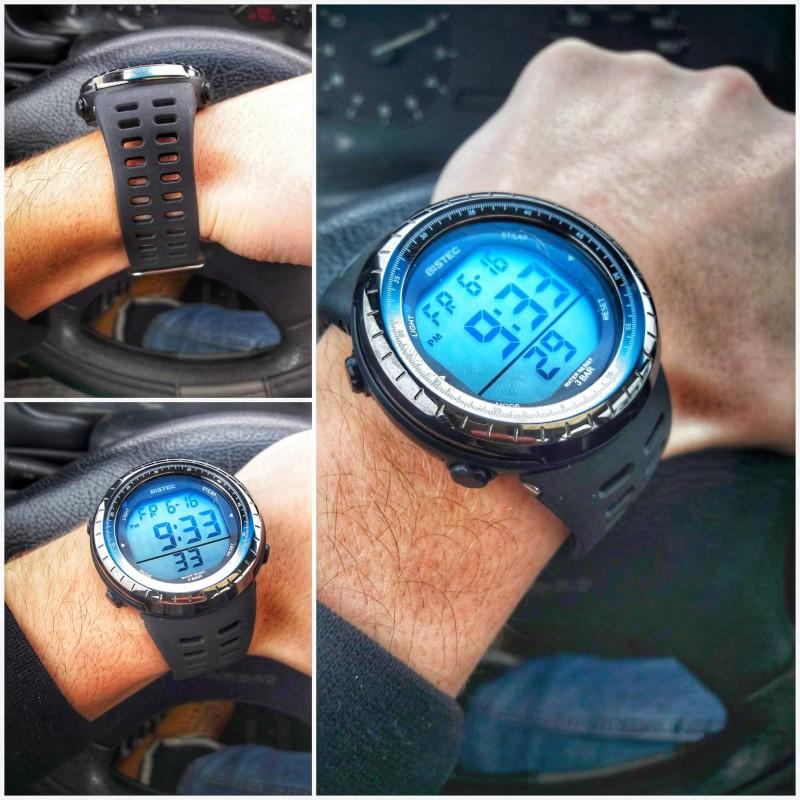 Мужские часы Bistek B-7798