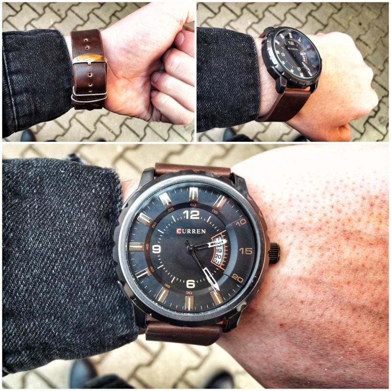 Мужские часы Curren CR-1015