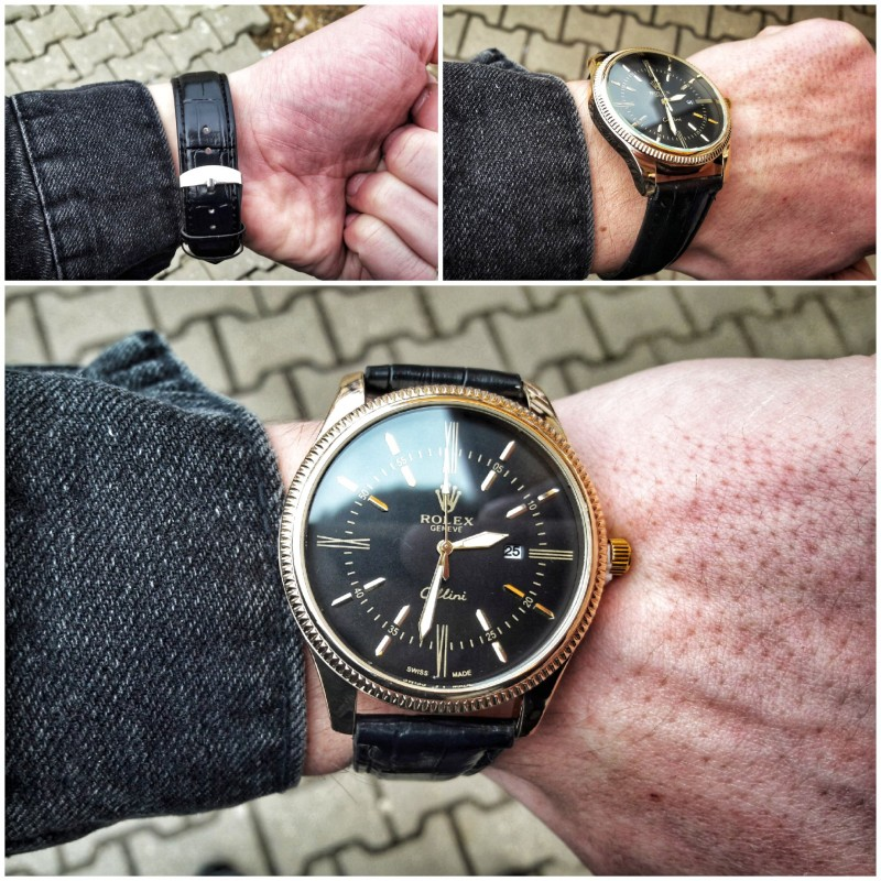 Часы Rolex RX-1517