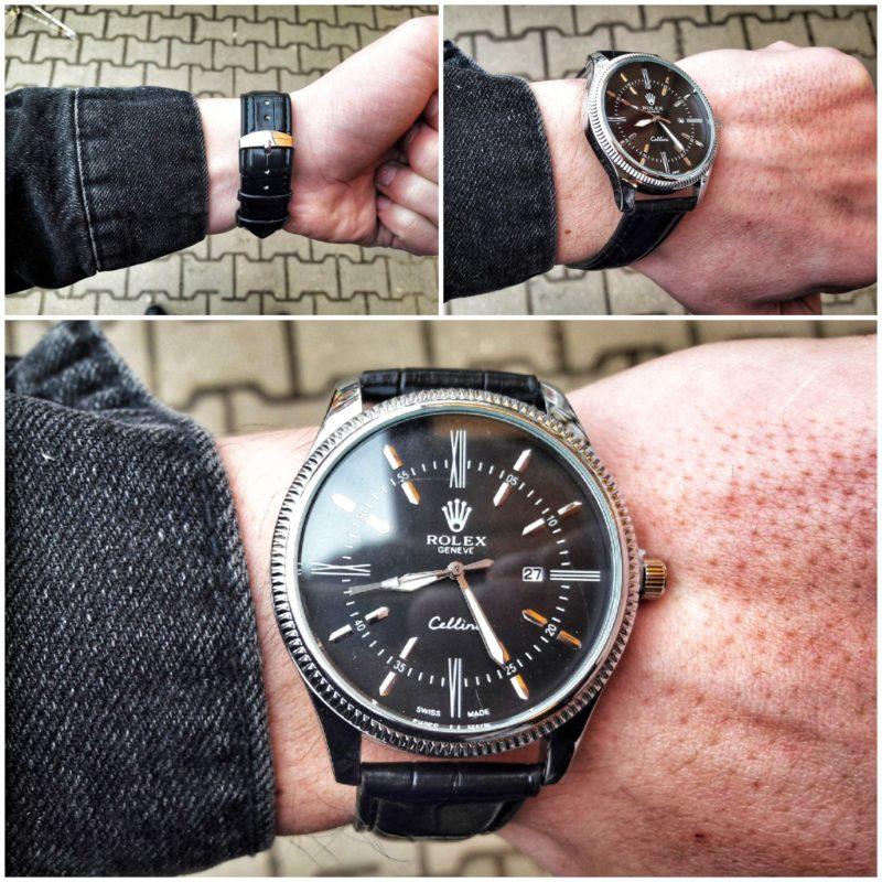 Часы Rolex RX-1518
