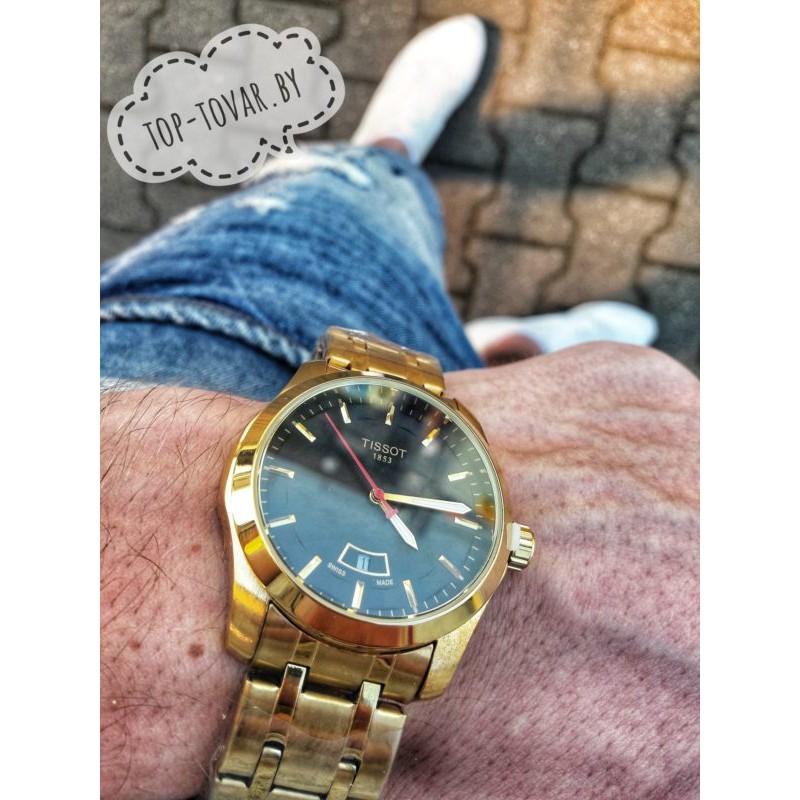 Мужские часы Tissot T-1026