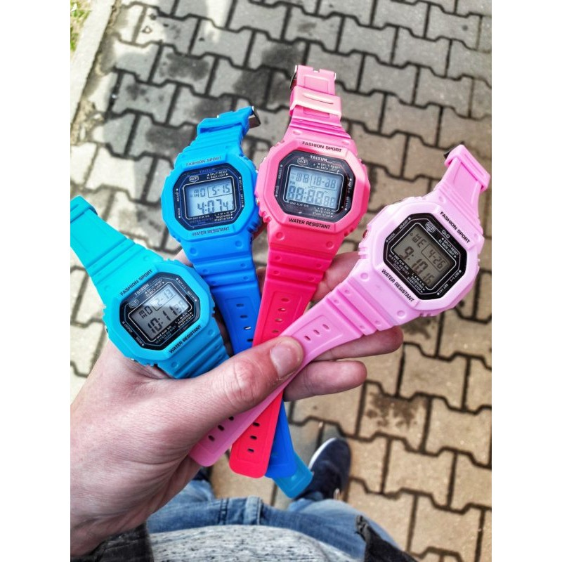 Часы Casio G-SHOCK GS-1107