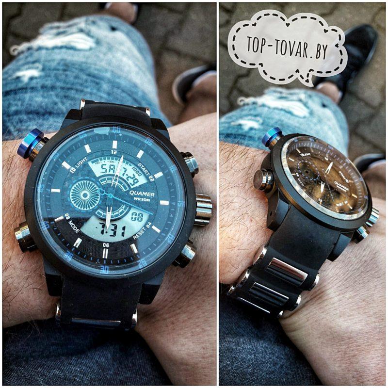 Мужские часы Quamer l-1588