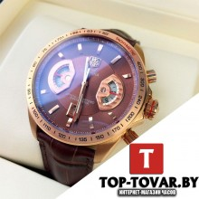 Мужские часы Tag Heuer Grand Carrera Calibre 17  TH-1037