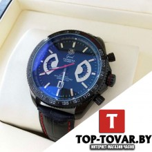 Мужские часы Tag Heuer Grand Carrera Calibre 17 TH-1038