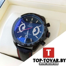 Мужские часы Tag Heuer Grand Carrera Calibre 17 TH-1038