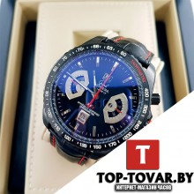 Мужские часы Tag Heuer Grand Carrera Calibre 17 TH-1039