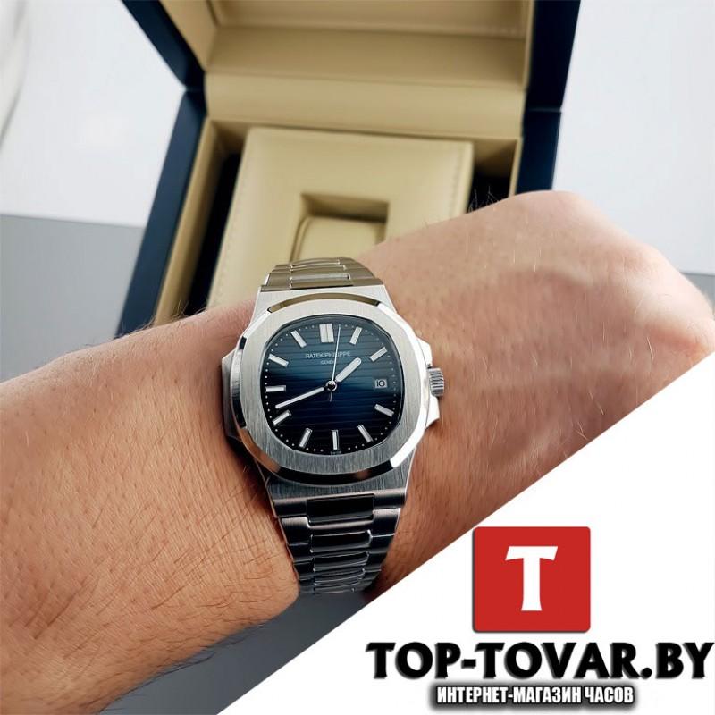 Мужские часы Patek Philippe Men Nautilus PP-1147