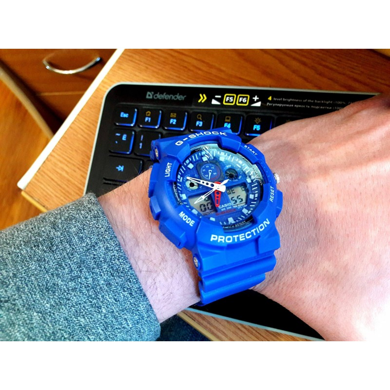 Casio G-SHOCK GS-1010