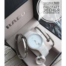 Женские часы RADO RD-1047 керамика