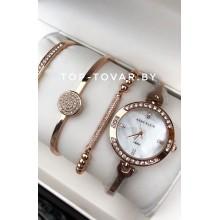 Женские часы Anna Klein LR-1215 (комплект)