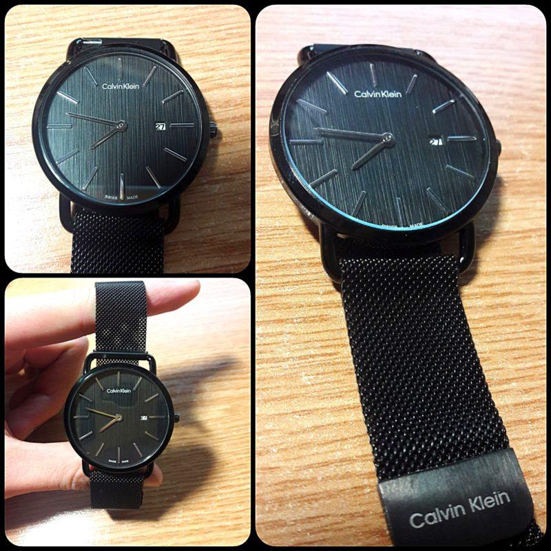 Часы CALVIN KLEIN CC-1005