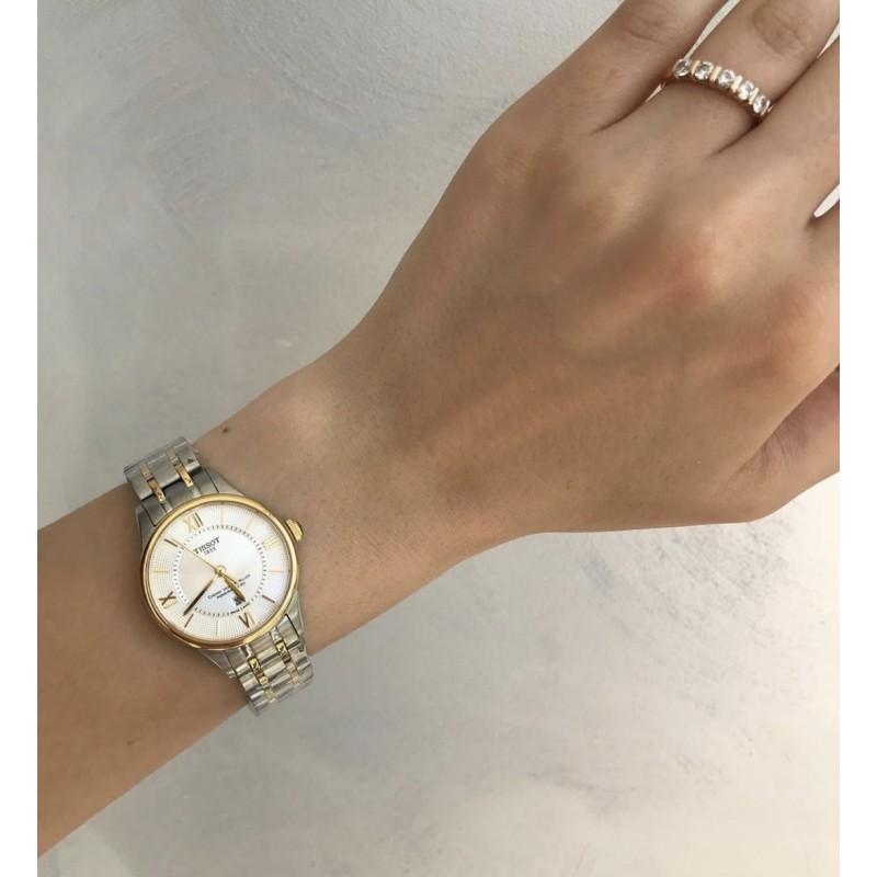 Женские часы TISSOT T-1222.1