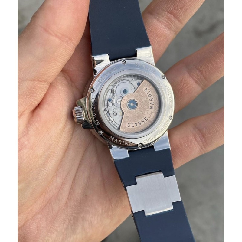 Мужские часы ULYSSE NARDIN UN-1011
