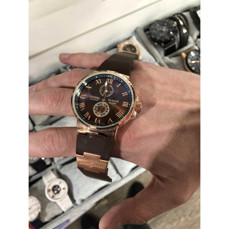 Мужские часы ULYSSE NARDIN UN-1013