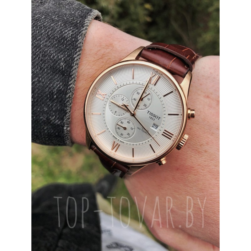 Мужские часы TISSOT T-1229